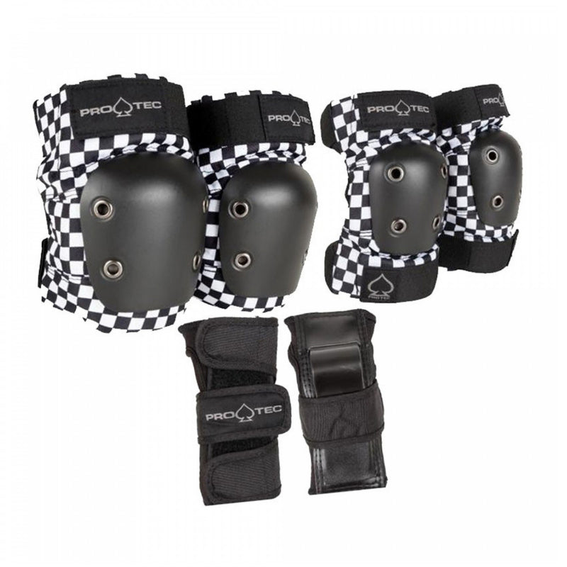 Junior 3-Pack Skate Protection