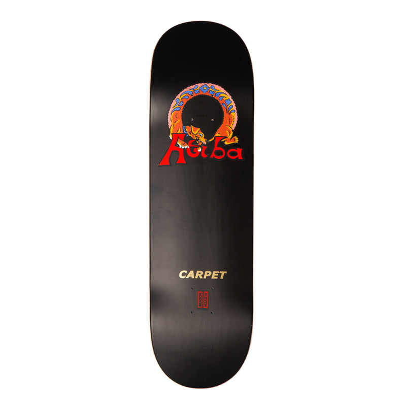 "Carpet Company ""Atiba Jefferson"" Guest Deck"