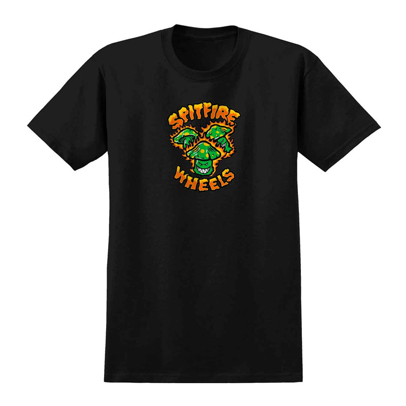 Spitfire Wheels Toxic Shrooms S/S T-Shirt