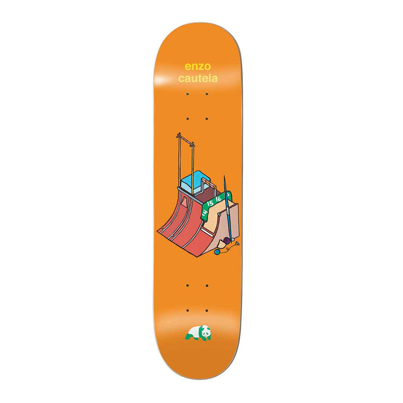 "Enjoi ""Enzo Go For The Gold"" 8.625"" Deck"