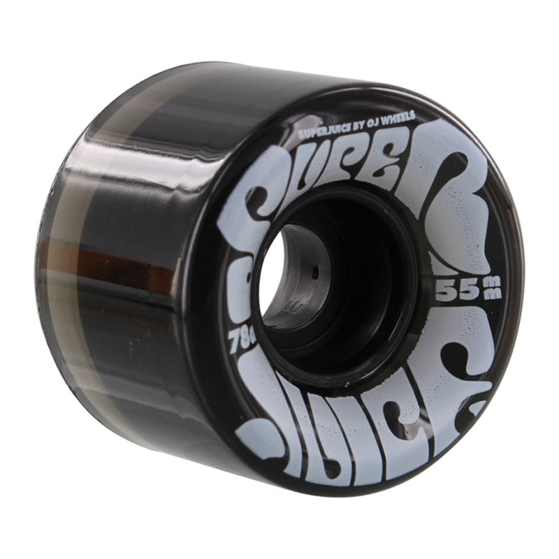 Super Juice Translucent Black Wheels