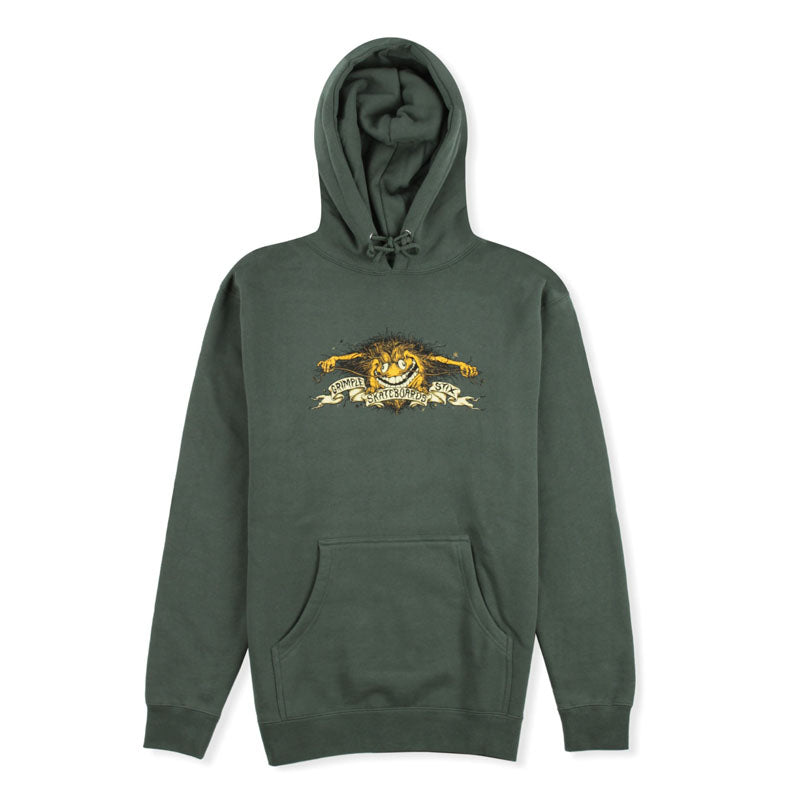 Anti-Hero Grimple Eagle Pullover Hoodie