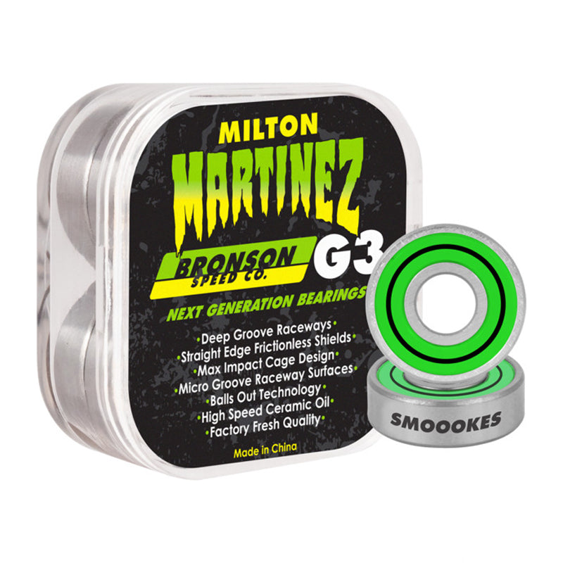Martinez G3 Bearings