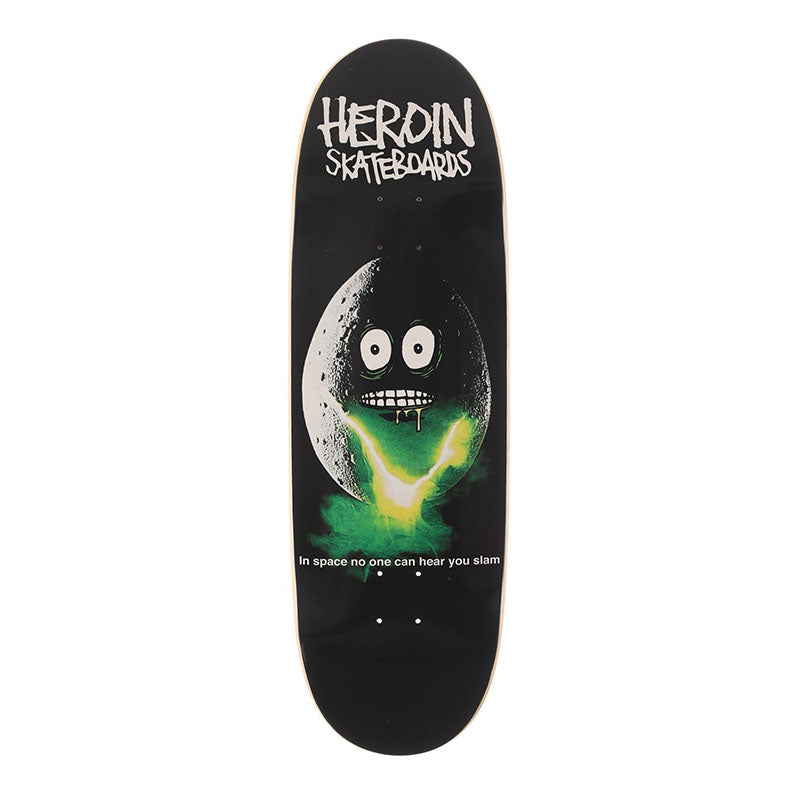"Heroin Skateboards Space Egg 9.4"" Deck"