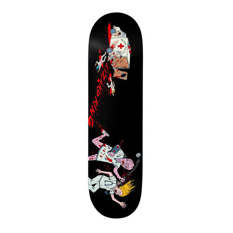 "Deathwish Lizard King Escapee 8.5"" Deck"