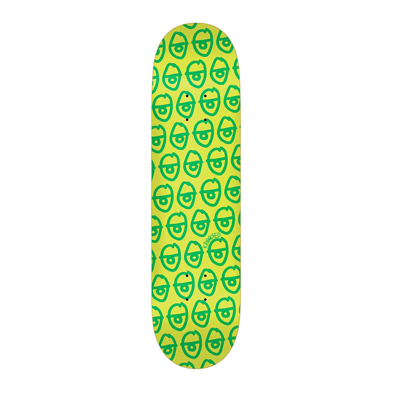 "Krooked Skateboards Pewpils 8.5"" Deck"