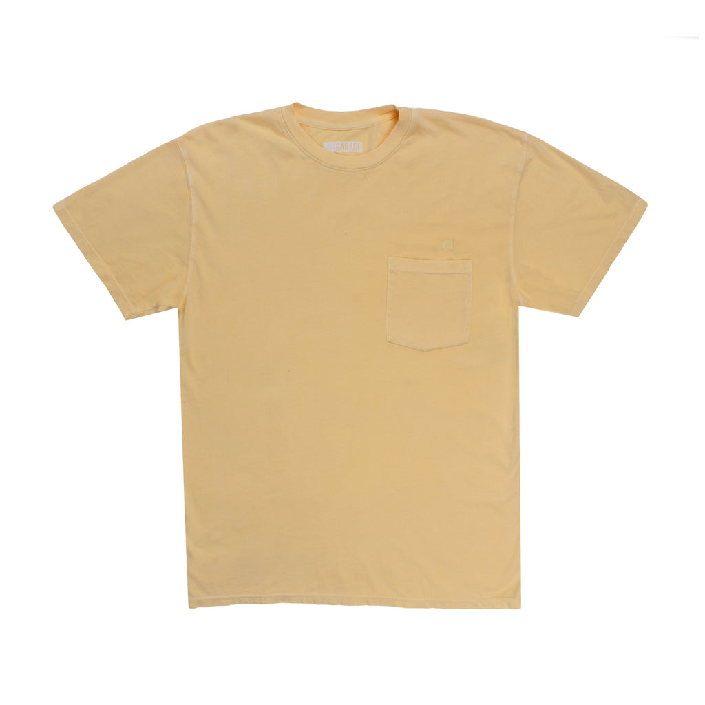Garage Skateshop Plain G Pocket Tee