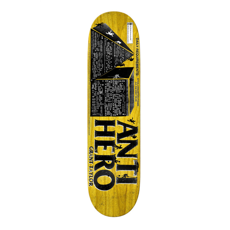 "Anti-Hero Grant Taylor Daily Requirements 8.75"" Deck"