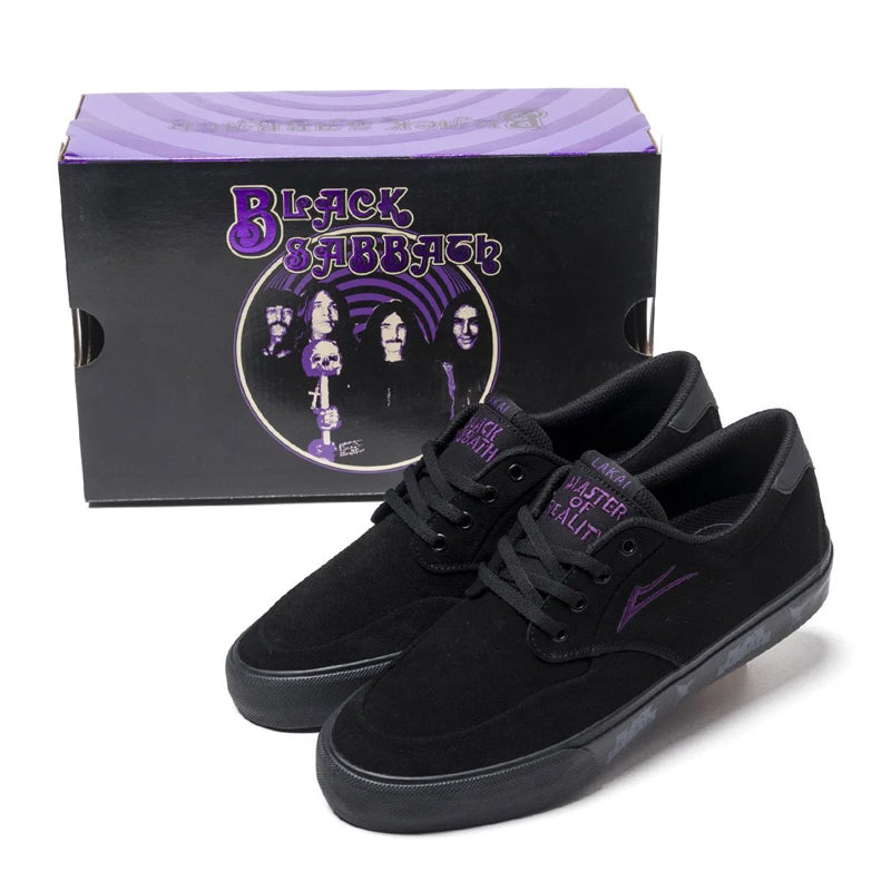 Black Sabbath Riley 3 Shoes