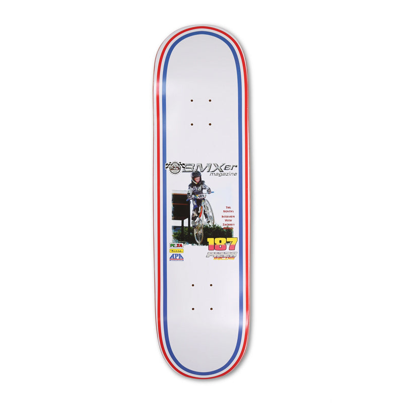 Pizza Ducky BMXer Deck