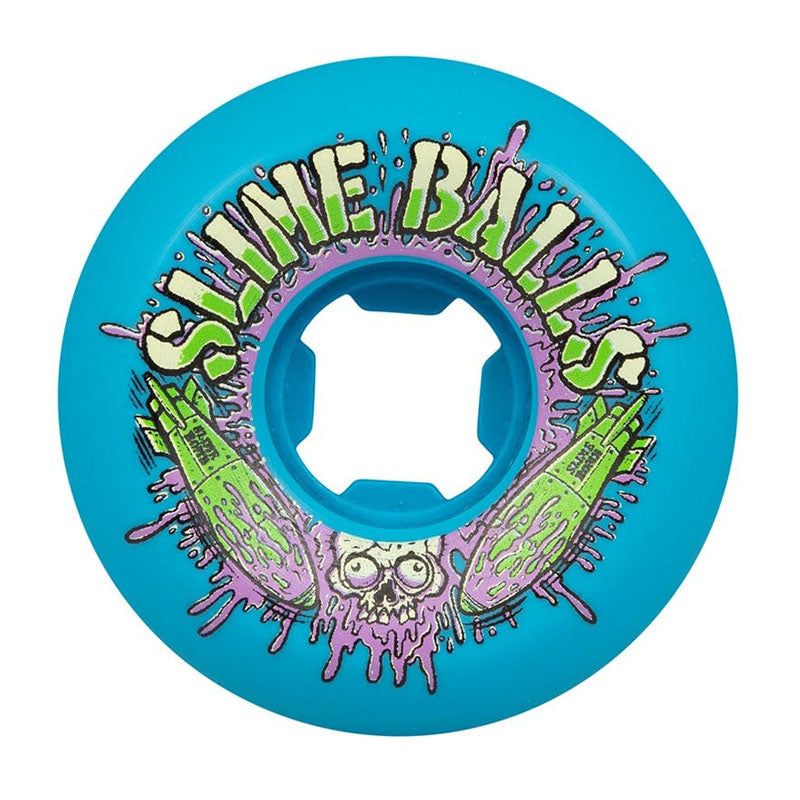 Santa Cruz Slime Bombs Speed Balls 56mm Wheels