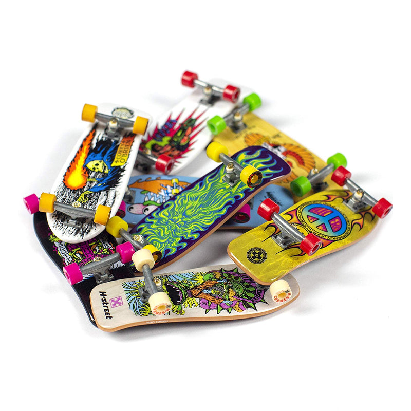 Tech Deck Retro Collector Board