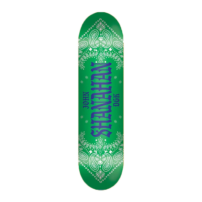 "DGK Colors John Shanahan 8"" Deck"
