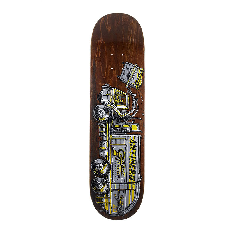 Anti-Hero Skateboards Grant Taylor Curbside Deck