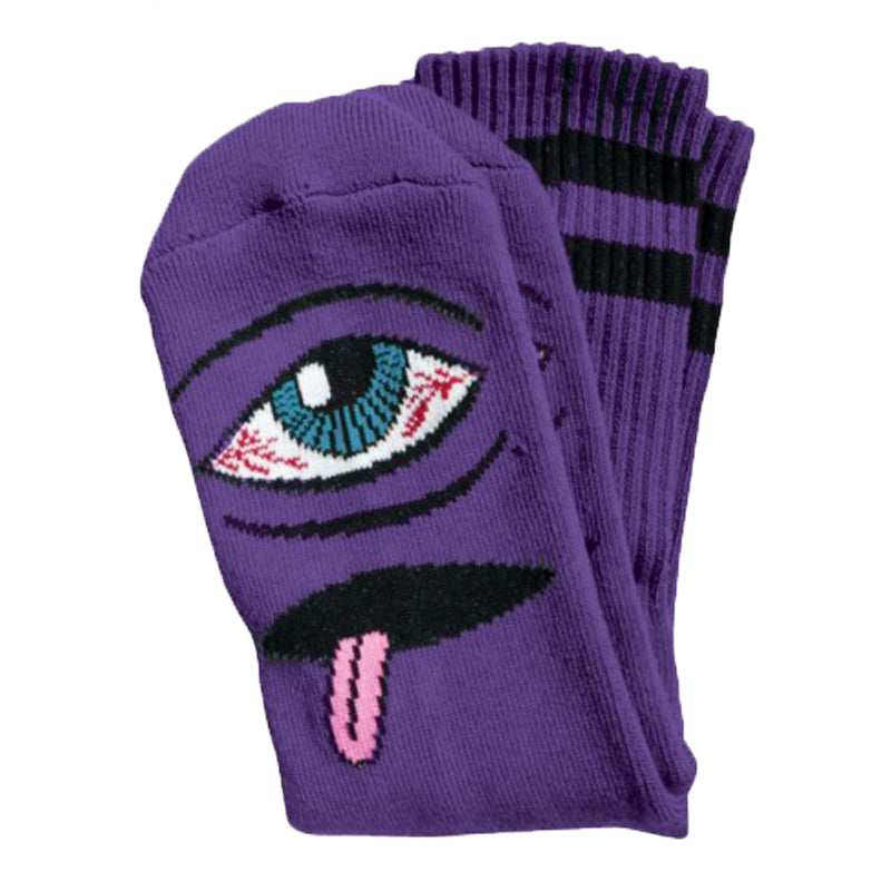 Toy Machine Bloodshot Eye Socks