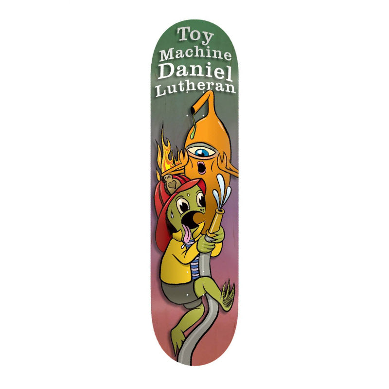 "Toy Machine Lutheran Valentine 8.5"" Deck"