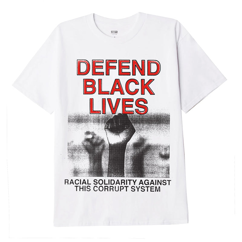 Defend Black Lives 2 S/S Tee