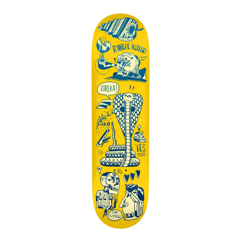 "Russo Reach Star 8.62"" Deck"