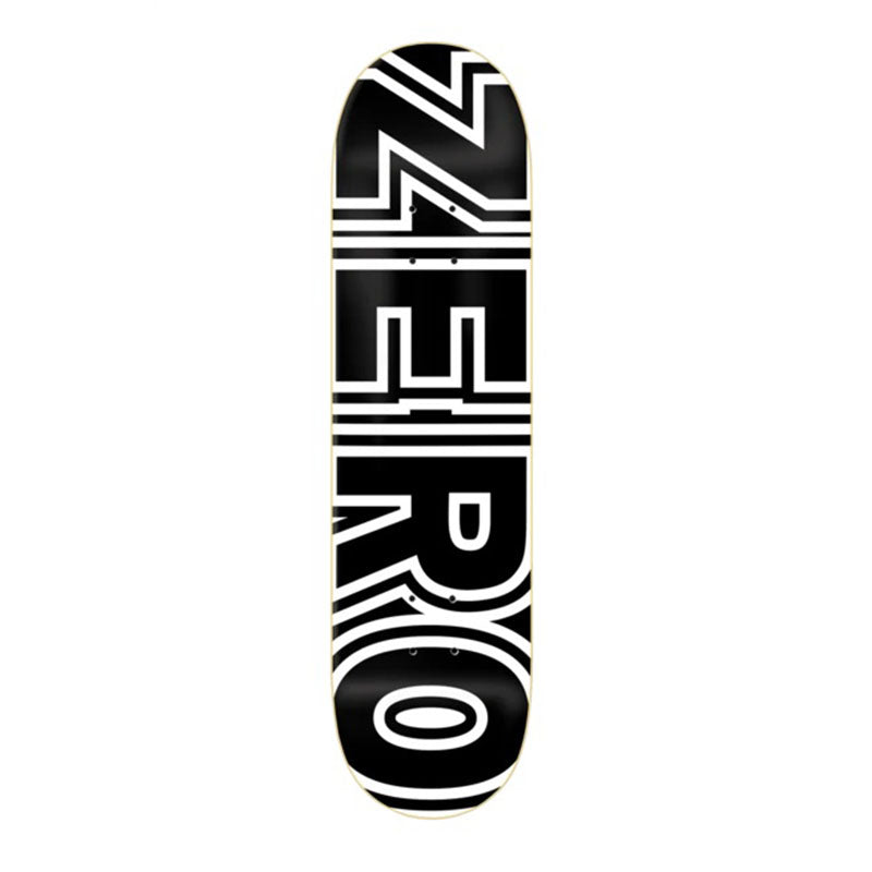 "Zero Skateboards Bold 8.25"" Deck"
