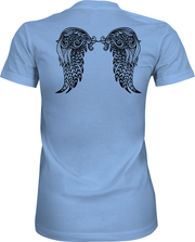 Big wings - Women short sleeve tee
