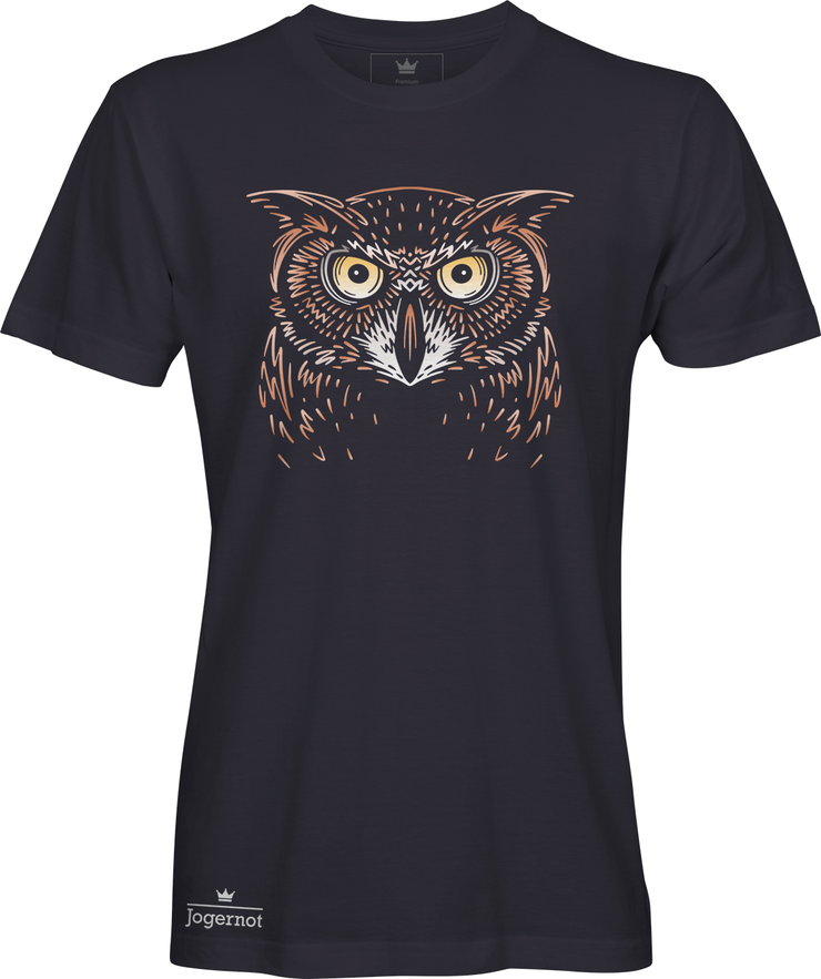 Owl - Short sleeve t-shirt