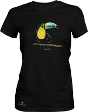 Tucan - Women short sleeve t-shirt