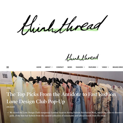 Edward Mongzar Think Thread Blog Blogger Fashion Press