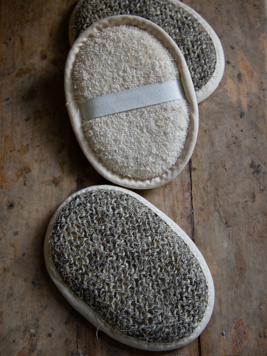 Horsehair and Cotton Massage Pad