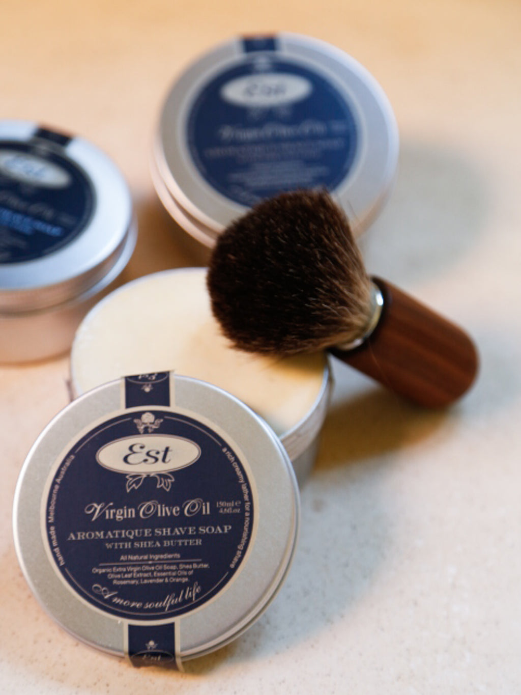 Aromatique Shave Soap