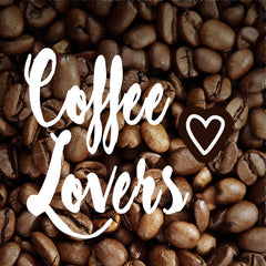 Coffee Lover Decals