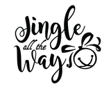 Jingle All the Way - 2016 Design | Amber Rockstar
