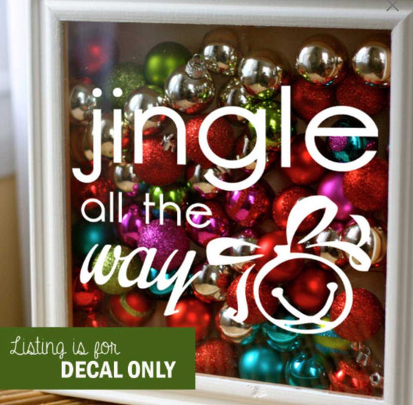 Jingle All the Way - Standard Jingle Bell Design