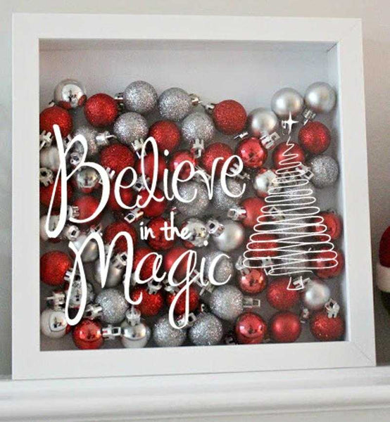 Believe in the Magic (of Christmas)