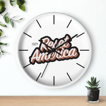 Load image into Gallery viewer, Reset America Wall Clock