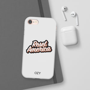 Reset America iPhone Case