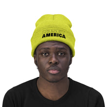 Load image into Gallery viewer, Reset America Knit Beanie