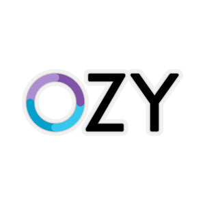 OZY Sticker