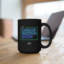 Load image into Gallery viewer, The Carlos Watson Show Mug