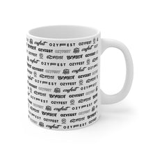 Load image into Gallery viewer, OZY Fest Logo Mug