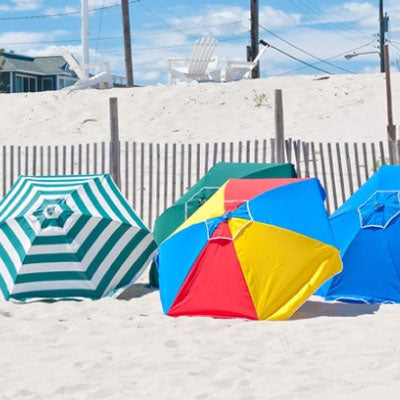 Latest Beach Umbrella Designs for 2016