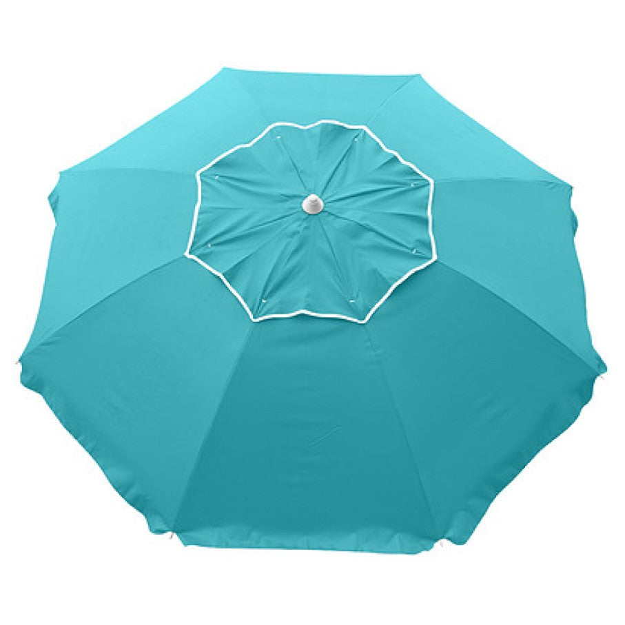 Beachkit Beachcomber With Sunraker Table 210cm Turquoise