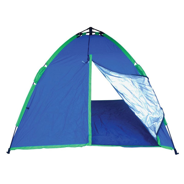 Shelta UV Protector Beach Tent Royal and Lime