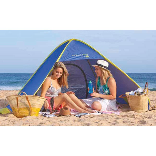 The Beach Shelta Instant Pop Up Tent UPF 50+
