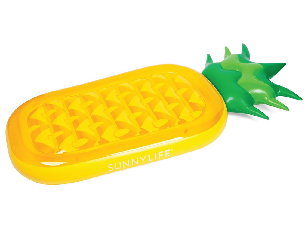 Sunnylife Luxe Lie-On Float Inflatable Pineapple