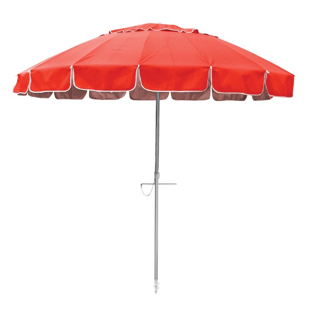 Beachkit Maxibrella 240cm Fluro Orange