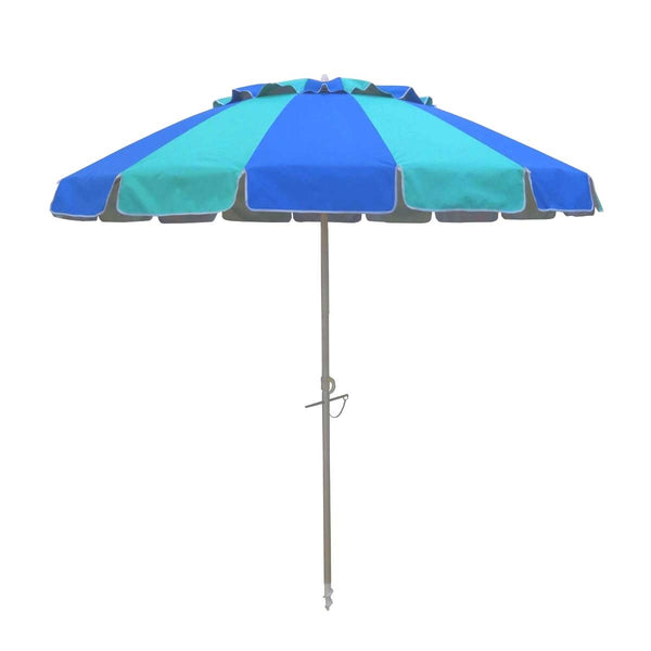 Beachkit Carnivale 240cm Royal and Turquoise