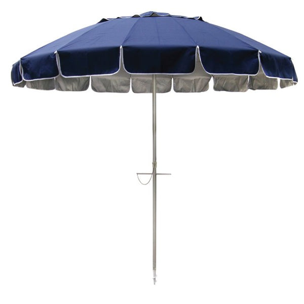 Beachkit Maxibrella 240cm Navy Blue