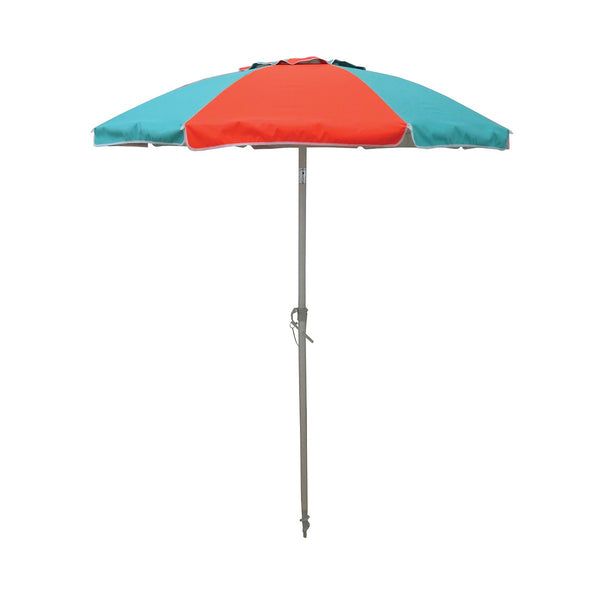 Beachkit Fiesta 185cm Turquoise / Orange