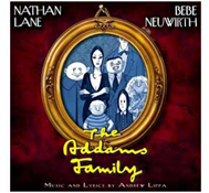 The Addams Family CD