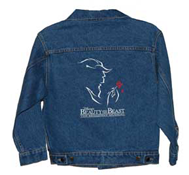Beauty and the Beast Jacket Youth